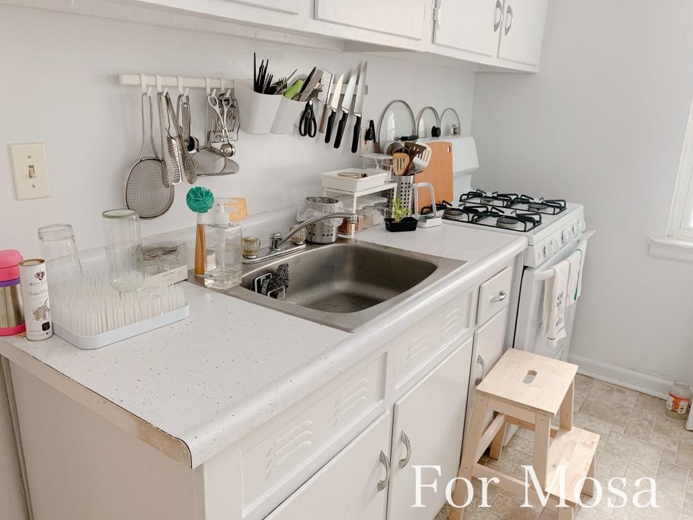 收納|小廚房收納極大化