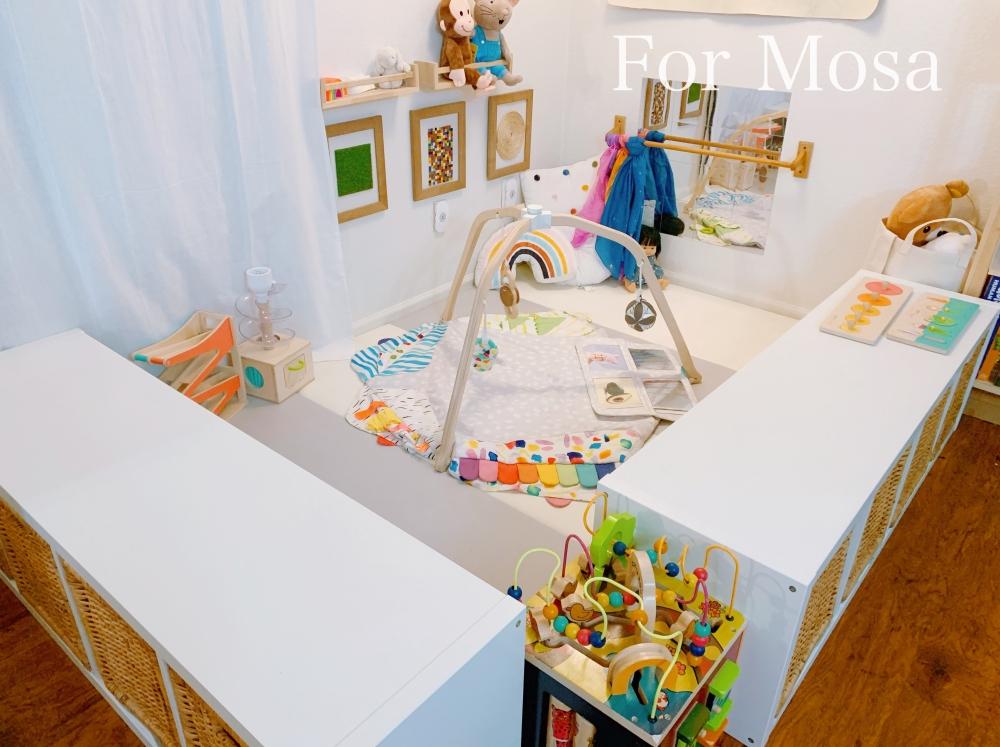 育兒 寶寶公園開箱 一歲嬰兒遊樂場